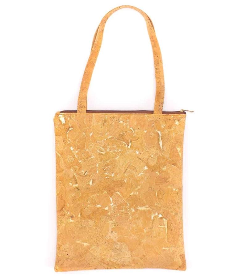 Kork Tasche Cecil Gold
